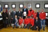 Cruz Roja reconoce la labor solidaria de la Fundación del Real Madrid