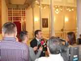 MC solicita la retirada del retrato del ex alcalde José Antonio Alonso