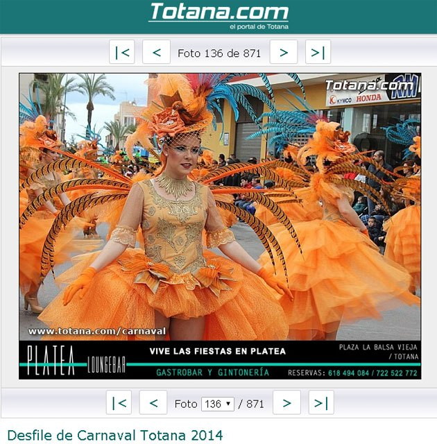 The Carnival of Totana will be expanded this year with a parade more, Foto 4