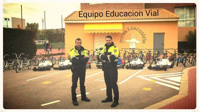 El programa de Educación Vial iniciará la próxima semana la visita de los centros de enseñanza al parque - 2, Foto 2