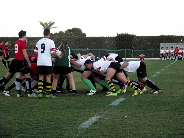 Total Success friendly rugby held this weekend in Totana