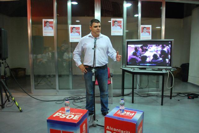 El PSOE abre una oficina de atención a los vecinos en proceso de desahucio - 1, Foto 1