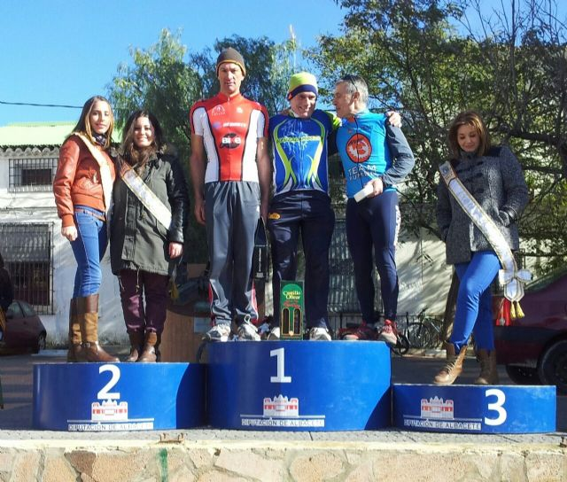 2nd place for José Andreo in Ontur in an intense weekend of racing for road and mountain Santa Eulalia CC