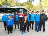 Éxito del Club de Atletismo de Roldán en el criterium de lanzamientos celebrado en Yecla