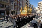 La Virgen del Rosell salió en procesión por las calles del centro