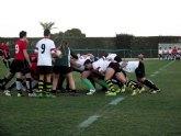 Éxito total de los amistosos de rugby celebrados este fin de semana en Totana