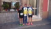 Atletas del Club de Atletismo de Totana participaron en varias carreras este fin de semana