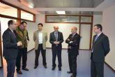 Inauguran los nuevos despachos de los profesores de Ingeniería Civil