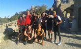 Varios deportistas del Club de Atletismo de Torre-Pacheco completan con éxito la segunda etapa de la transmurciana solidaria 2015