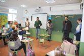 Obras y Servicios fomenta la cultura del reciclaje en los colegios junto a ECOEMBES