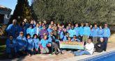 'Los Peregrinos' de Las Torres de Cotillas cumplen cinco años