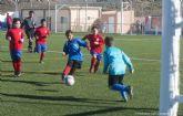 Empiezan a destacar los mejores equipos alevines de la Liga local de fútbol base