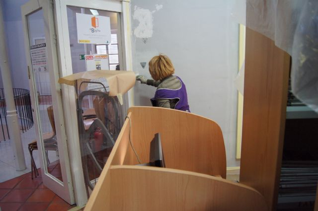 """Begin work on adapting and modernizing the municipal library at the cultural center """"Jail"""", Foto 3"""