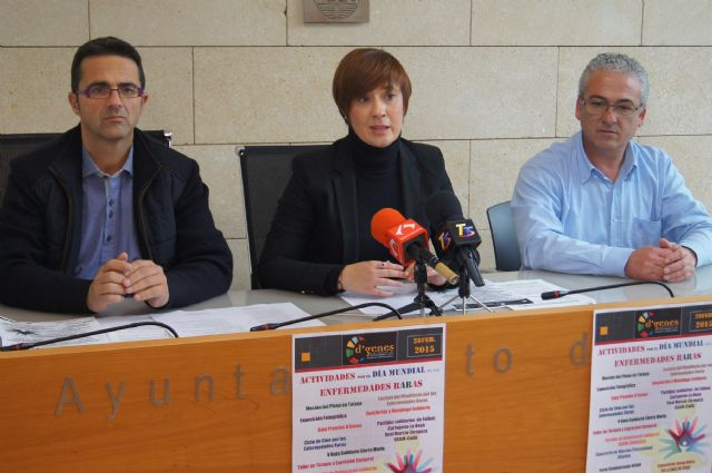 An extensive program of activities is presented to commemorate World Rare Disease Day, celebrated on the 28th of febfero