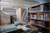 Comienzan los trabajos de adecuación y modernización de de la biblioteca municipal en el centro sociocultural 'La Cárcel'