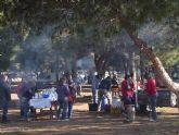 San Blas calienta motores este fin de semana con varios actos festivos en la pinada junto a la ermita