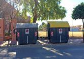 Las Torres de Cotillas moderniza sus contenedores de basura para lograr un servicio más limpio