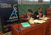 La Consejería de Sanidad implanta el 'Programa Activa' en Ceutí