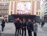 Mario Garcés: 'la Semana Santa de Lorca es Marca España'