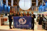 San Pedro del Pinatar recoge el distintivo Estación Náutica en FITUR 2015