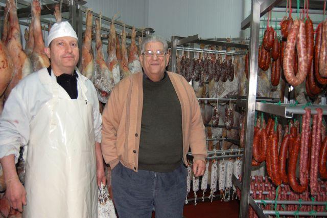 Agricultura destina 75.000 euros de ayudas comunitarias a la modernización de la empresa murciana 'Embutidos Cañete' - 1, Foto 1