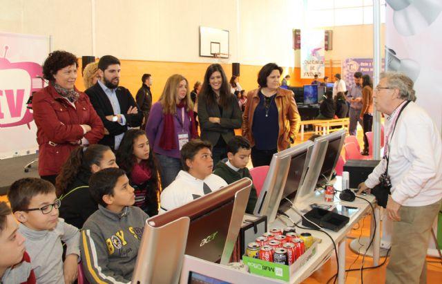 Inaugurada la XV edición de la Feria de Nuevas Tecnologías SICARM en Puerto Lumbreras - 2, Foto 2