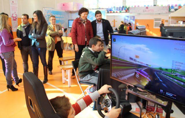 Inaugurada la XV edición de la Feria de Nuevas Tecnologías SICARM en Puerto Lumbreras - 3, Foto 3