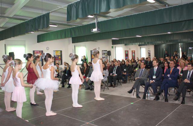 El Alcalde reivindica la alta calidad de la enseñanza que se imparte en Murcia - 1, Foto 1