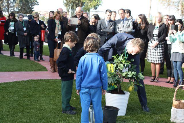 El Alcalde reivindica la alta calidad de la enseñanza que se imparte en Murcia - 2, Foto 2