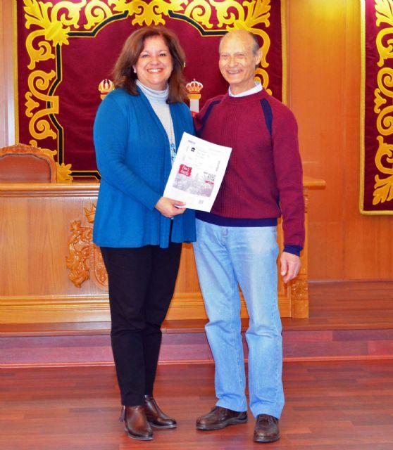 El Ayuntamiento de Alguazas entrega sus premios a los agraciados entre los usuarios más fieles del Carnet Cultural - 3, Foto 3
