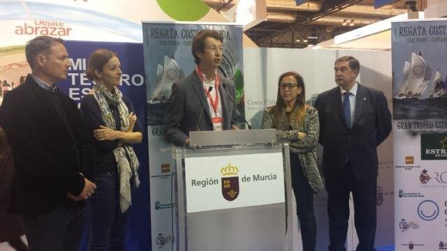 El Gobierno regional respalda la ´I Regata Costa Cálida´ para potenciar el turismo náutico en el litoral murciano - 1, Foto 1