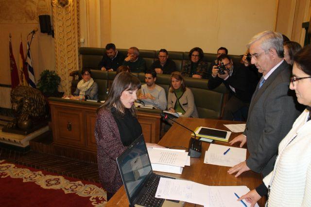El pleno aprueba inicialmente el presupuesto municipal que este 2015 rondará los 21 millones de euros - 2, Foto 2