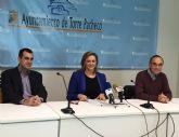 El Ayuntamiento de Torre-Pacheco lleva a cabo un programa que fomenta hábitos saludables en la higiene postural de los niño