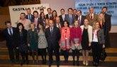 La Región apuesta en Fitur por la promoción internacional de Caravaca de la Cruz como una de las ciudades de la ruta ´Huellas de Teresa´