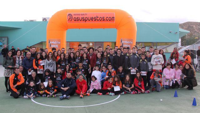 Puerto Lumbreras presenta su Calendario Deportivo 2015 con la campeona de España de 100 km ruta y el campeón de España de Jabalina 2011 - 3, Foto 3
