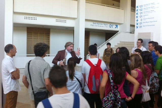 Cultura abre las puertas del Auditorio para asistir a los ensayos de la Orquesta Sinfónica de la Región de Murcia - 2, Foto 2