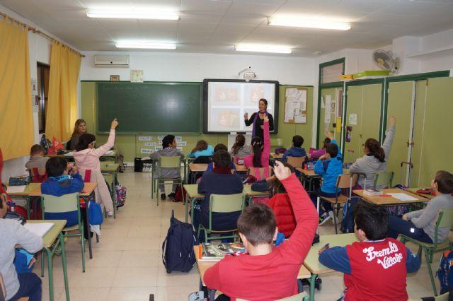 Campaña escolar de concienciación medioambiental en Las Torres de Cotillas - 1, Foto 1