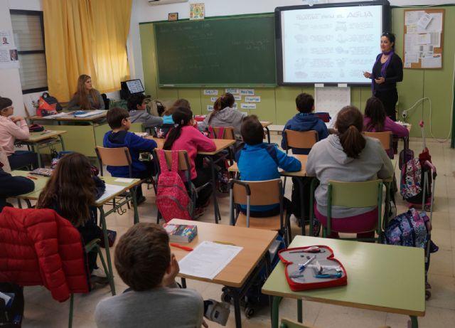 Campaña escolar de concienciación medioambiental en Las Torres de Cotillas - 2, Foto 2
