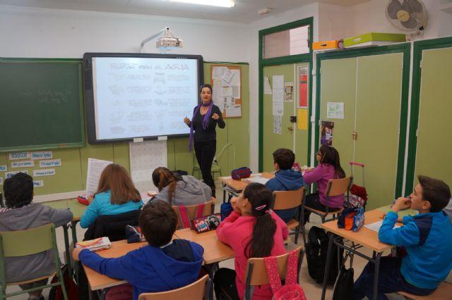 Campaña escolar de concienciación medioambiental en Las Torres de Cotillas - 3, Foto 3