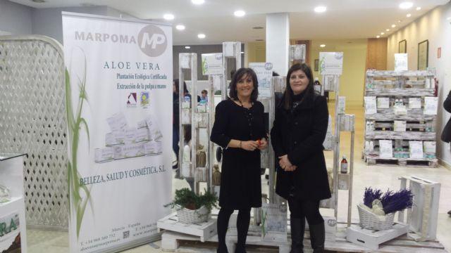 La directora general de Comercio inaugura la nueva sede de Marpoma - 1, Foto 1