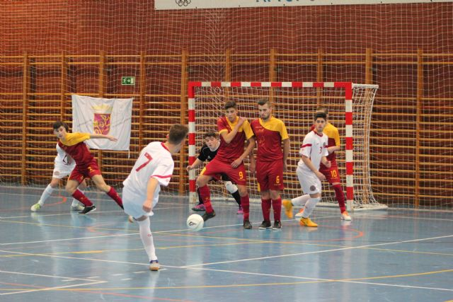 Triunfo de Murcia en el Nacional cadete contra Madrid - 1, Foto 1