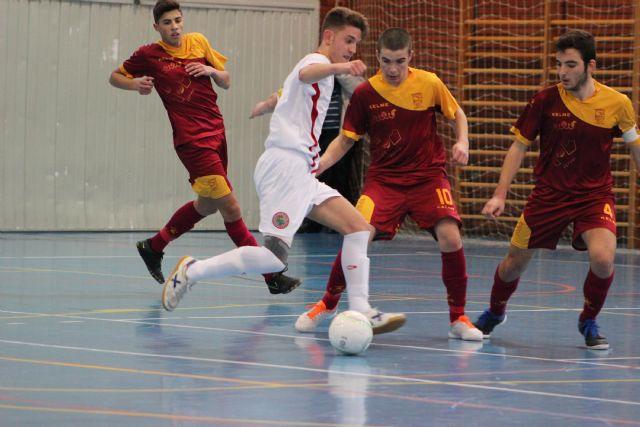 Triunfo de Murcia en el Nacional cadete contra Madrid - 2, Foto 2