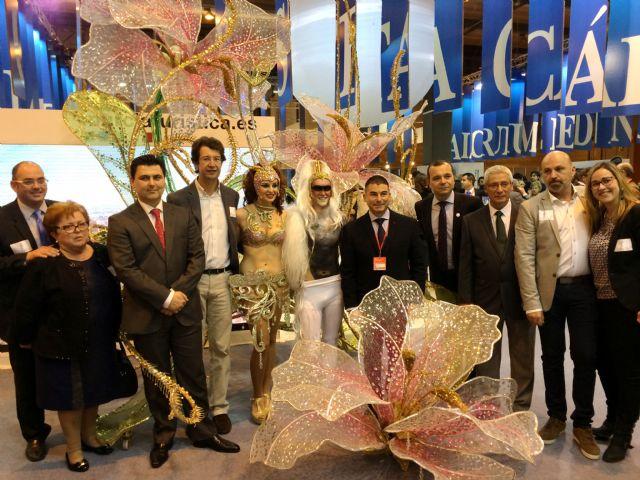 Presentación de los Carnavales de Santiago de la Ribera en Fitur - 1, Foto 1