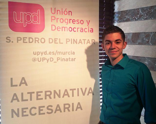 José Luis Ros liderará el nuevo Consejo Local de UPyD en San Pedro del Pinatar - 1, Foto 1