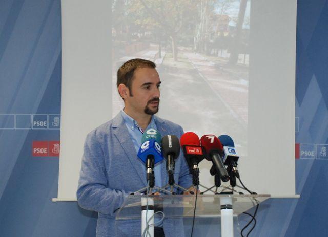 Diego J. Mateos denuncia que Jódar pretende reconstruir La Viña a base de chapuzas y engaños a los vecinos - 3, Foto 3