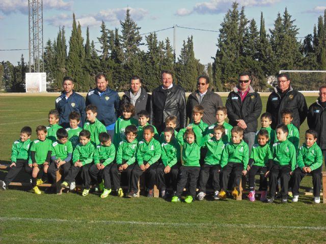 El Ceutí Atlético presenta a sus equipos de fútbol base - 1, Foto 1