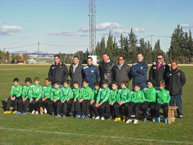 El Ceutí Atlético presenta a sus equipos de fútbol base - 2, Foto 2