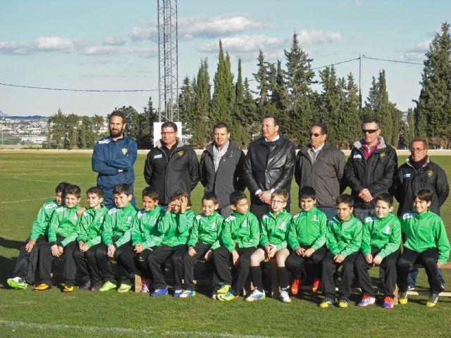 El Ceutí Atlético presenta a sus equipos de fútbol base - 3, Foto 3