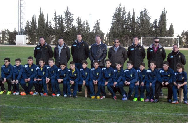 El Ceutí Atlético presenta a sus equipos de fútbol base - 4, Foto 4