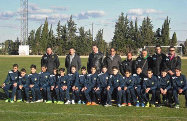 El Ceutí Atlético presenta a sus equipos de fútbol base - 5, Foto 5